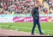 گلمحمدی به نشست خبری دیدار استقلال خوزستان - پدیده نمیرسد