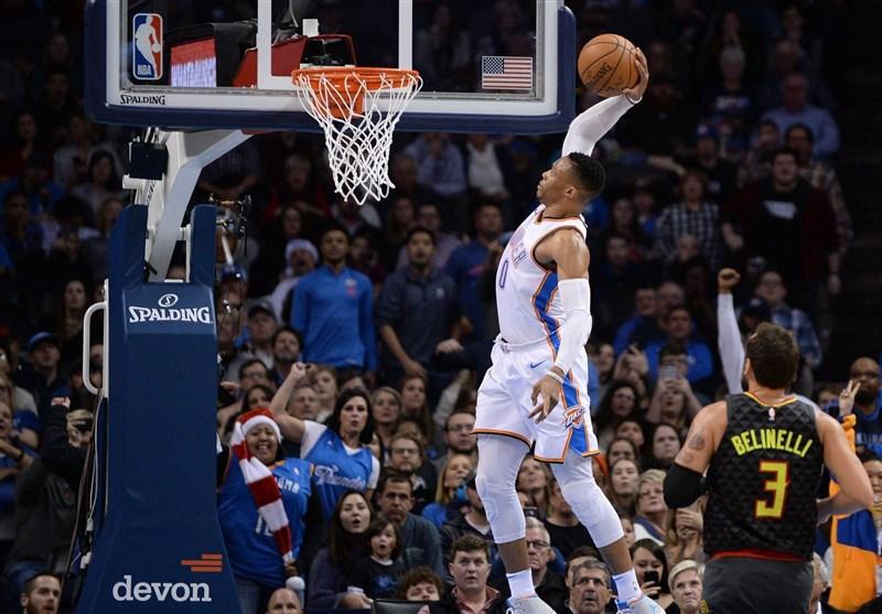 لیگ NBA|شکست سنگین سلتیکس در لسآنجلس/ تاندر تنها میهمان پیروز