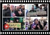 أهالی الفوعة وکفریا : آل سعود تاجروا بالقدس.. الأمة الإسلامیة ستدوس على ترامب وقراراته + فیدیو وصور