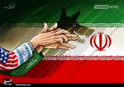 کاریکاتور/ آرزوی فتنهآفرینیهای جدید!!!