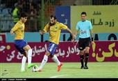 امتیازات هفته نوزدهم لیگ برتر فوتبال در آبادان تقسیم شد