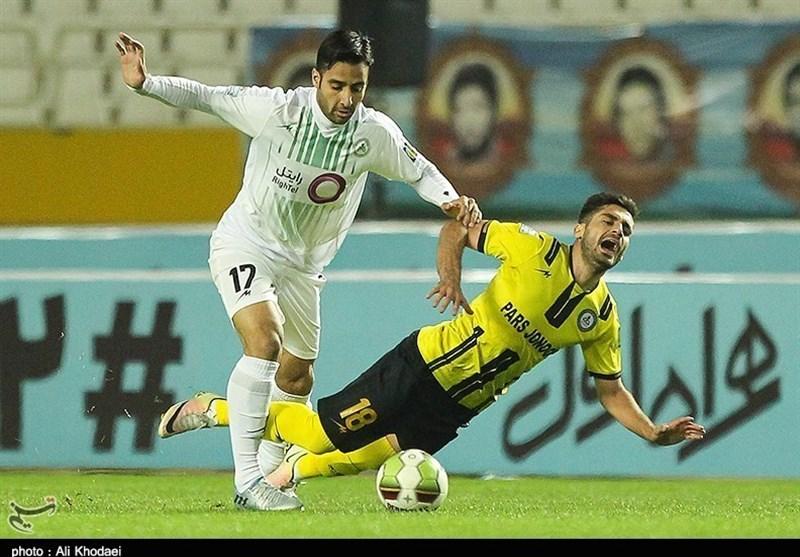 محمدرضا عباسی - ذوبآهن - سپاهان اصفهان