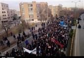 حضور پرشور مردم همدان در گرامیداشت حماسه 9 دی+تصاویر