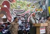 سمنان| یادواره شهید شاطری با حضور سردار نقدی در سمنان برگزار شد