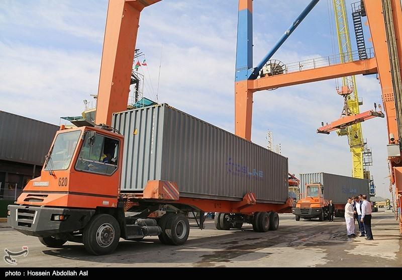 حمل و نقل جاده ای مانع اجرای طرح های توسعه بنادر