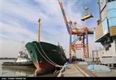 صادرات کالا در بندر خرمشهر 40 درصد افزایش یافت