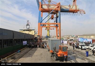 افتتاح نمایشگاه بین المللی دریایی در غیاب آخوندی