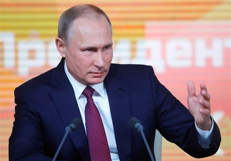 Putin Boasts of New Missiles that Can't Be Intercepted