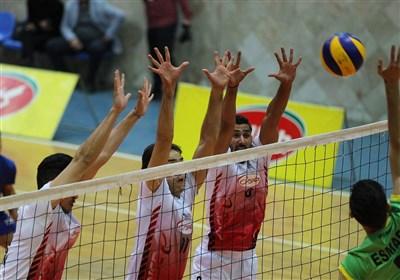 لیگ برتر والیبال| کار بزرگ گنبدیها در تهران، پیکان شکست خورد