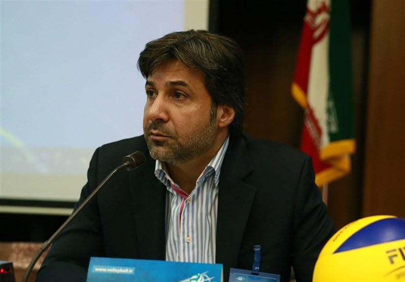 افشاردوست: والیبال ایران، والیبال برتر قاره آسیاست