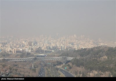 Heavy Air Pollution Shuts Schools in Tehran Province