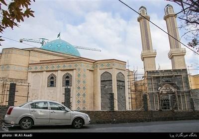 مسجد جامع امام خمینی(ره) محله ازگل
