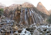 Shevi Waterfall: One of the Largest, Most Beautiful Iran's Waterfall