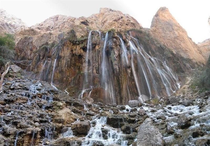 Shevi Waterfall: One of the Largest, Most Beautiful Iran's Waterfall