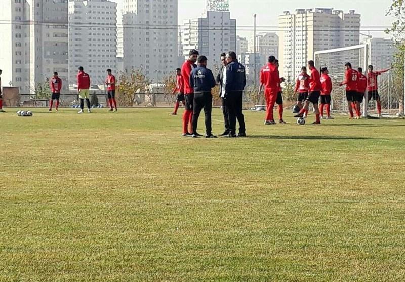 گزارش تمرین پرسپولیس جلسه برانکو و پیروانی با طارمی/ ماهینی در تمرین حضور پیدا کرد