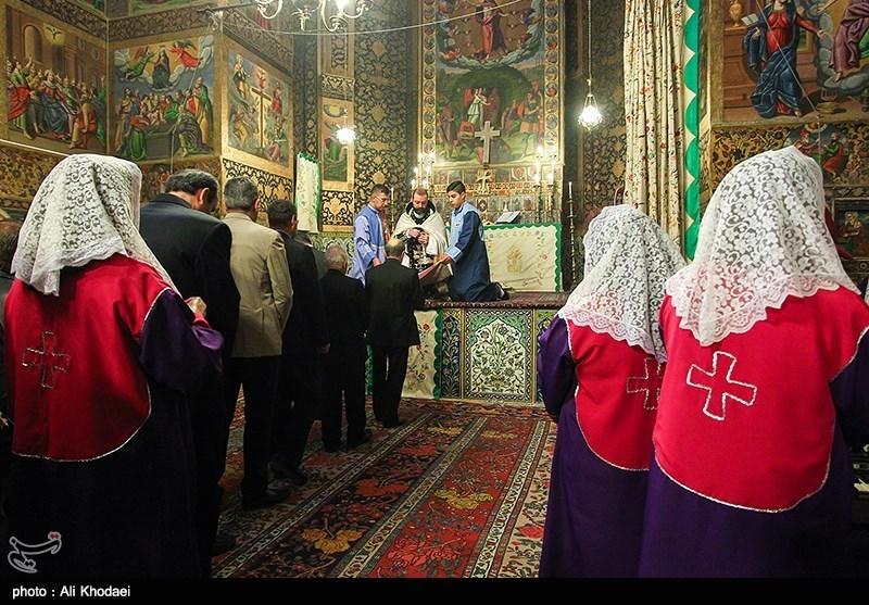 آپارات کلیسای وانک دراصفهان مراسم سال نو میلادی در کلیسای وانک اصفهان - اخبار تسنیم ...
