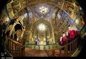 اصفهان| از تار موی عهد عتیق تا شکوه معماری کلیسای وانک در نصفجهان+تصاویر