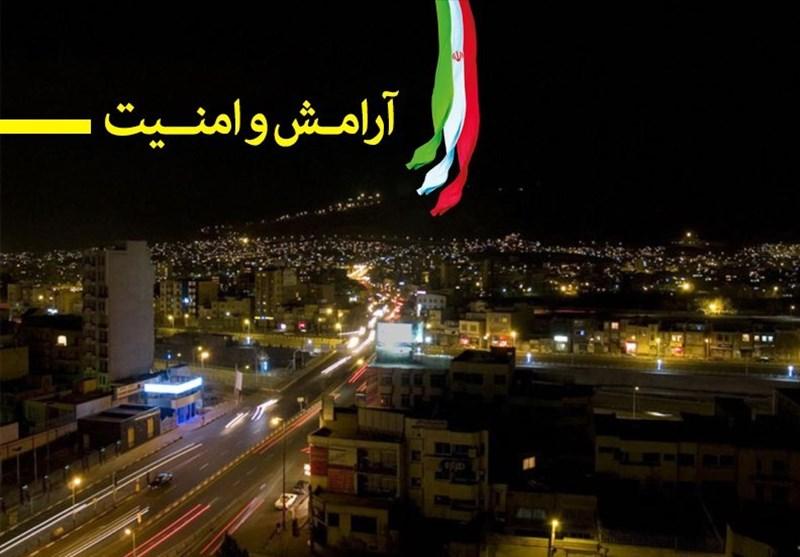مشاهدات عینی خبرنگار تسنیم؛ استمرار آرامش در تهران با هوشیاری مردم