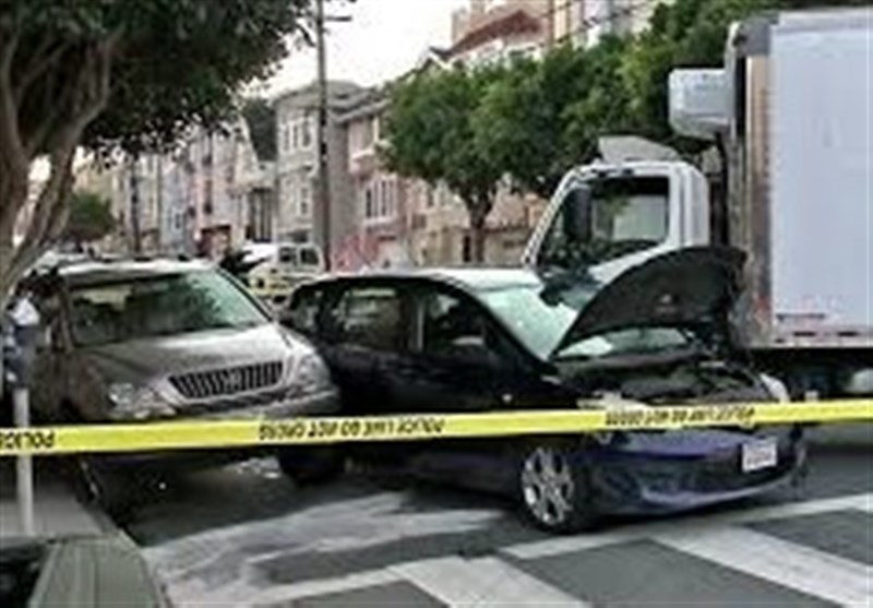 Truck Strikes Pedestrians, Vehicle in San Francisco, Injuring Seven