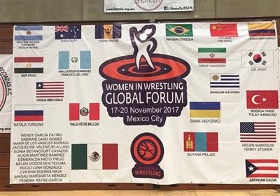 تمجید اتحادیه جهانی کشتی از نماینده ایران