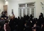 دیدار جمعی از خانوادههای شهدا با امام خامنهای