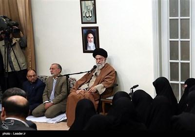 اولین واکنش رهبر انقلاب به حوادث اخیر در ایران