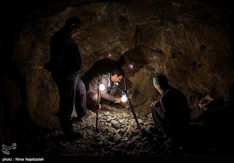 همدان|معدنداری در ایران هنوز به شیوه سنتی است