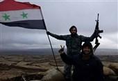 """الجیش السوری یستعید السیطرة على منطقة وادی """" عین ترما"""" بالغوطة الشرقیة"""
