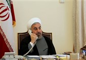 Iranian, French Presidents Confer on Bilateral, Regional, Int'l Issues