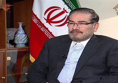 No Rational Reason to Negotiate with US: Iran's Shamkhani