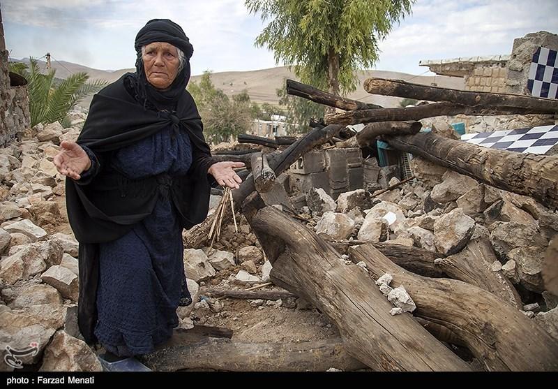 آغاز دومین توزیع بسته یکماهه غذایی زلزلهزدگان غرب ایران