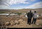 روستای زلزلهزده کلاشی عبدالقادر - کرمانشاه