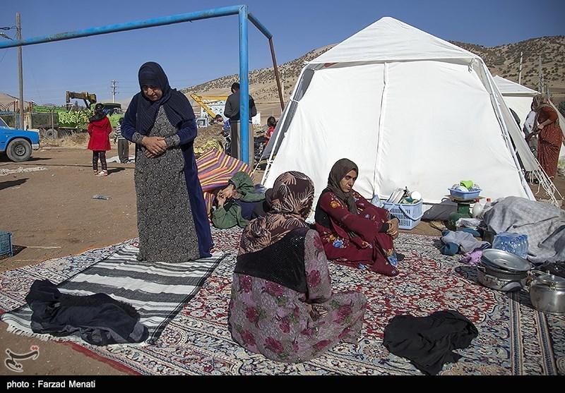 کرمانشاه| 6500 واحد مسکونی در دالاهو در زلزله غرب کشور آسیب دیدند