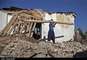 120 Aftershocks Jolt Western Iran, Five People Injured