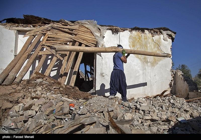 120 Aftershocks Jolt Western Iran, Five People Injured