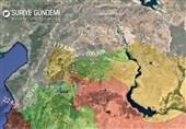 حملات توپخانهای ترکیه به روستاهای کُرد نشین در منطقه عفرین سوریه