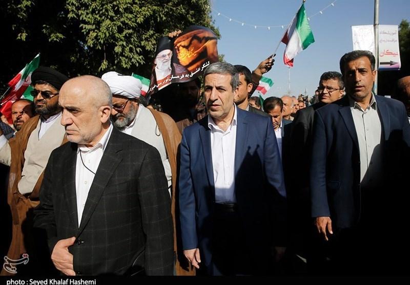 استاندار بوشهر: با آشوبگران برخورد قاطع و قانونی میشود