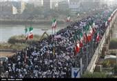 رسالة الشعب الإیرانی: متمسکون بقیمنا الثوریة ونطالب بالإصلاح الاقتصادی