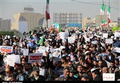 More Rallies Held across Iran against Riots after Failed US Attempt at UN