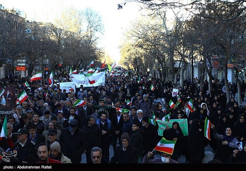 بهمن تماشایی 97| دشمنان چشم دیدن حضور ملت ایران در صحنههای انقلاب را ندارند