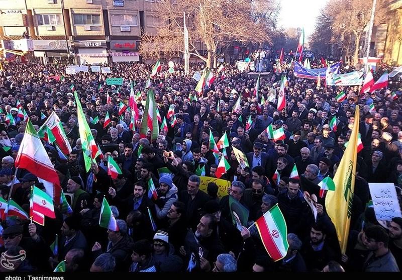 همدان| مردم با حضورشان در راهپیمایی 22 بهمن شکوهمندی نظام را ثابت کردند