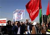 مردم علیه اشرار| عشایر عرب خوزستان علیه اقدامات اغتشاشگران اعلام انزجار کردند
