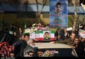 حکم قصاص قاتل پاسدار شهید سجاد شاهسنایی اجرا شد