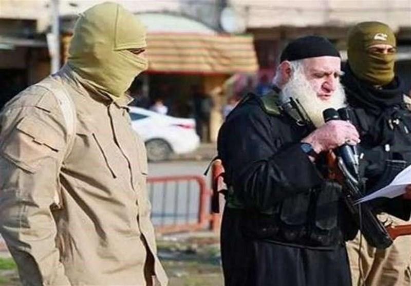 ریش سفید معروف داعشی