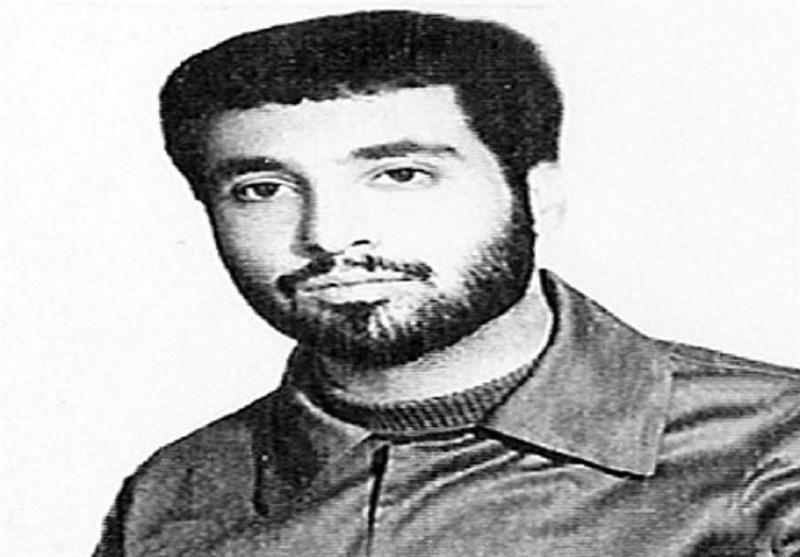 شهید مسعود سلیمانی ماهینی