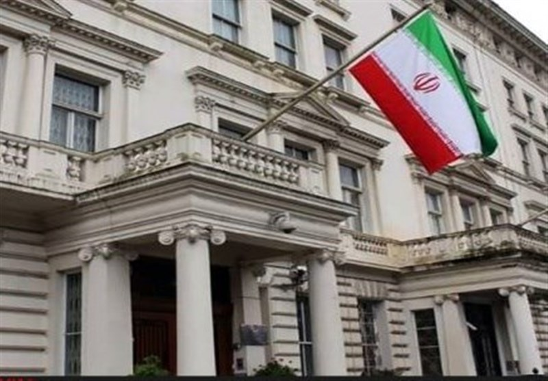 Iran Censures Riot-Instigating Campaign by UK-Based Media