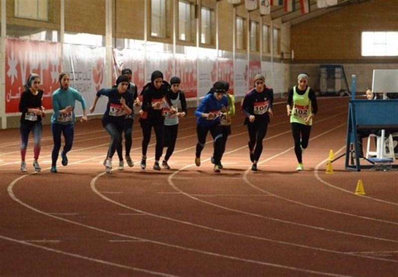 اعلام اسامی ملیپوشان دوومیدانی بانوان در مسابقات داخل سال قهرمانی آسیا