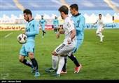 لیگ برتر فوتبال|برتری پیکان و سپیدرود در نیمه نخست