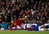 جام حذفی انگلیس| برتری لیورپول با گلزنی گرانترین مدافع تاریخ ؛ صعود منچستریونایتد در دقایق پایانی