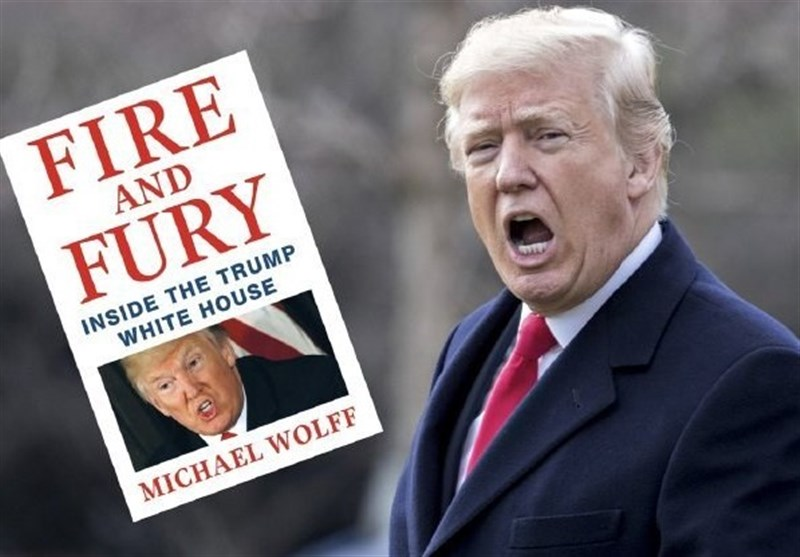 Release of Controversial Book Infuriates Trump